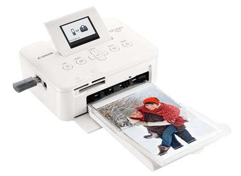 Printer Foto canon introduces selphy cp800 compact photo printer digital photography review
