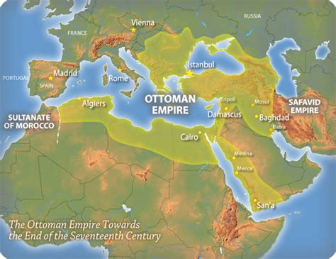 Ottoman Empire 1453 Years Of The 15th Century In The Byzantine Empire