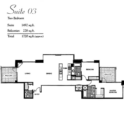 pinnacle floor plans pinnacle floor plan suite 03