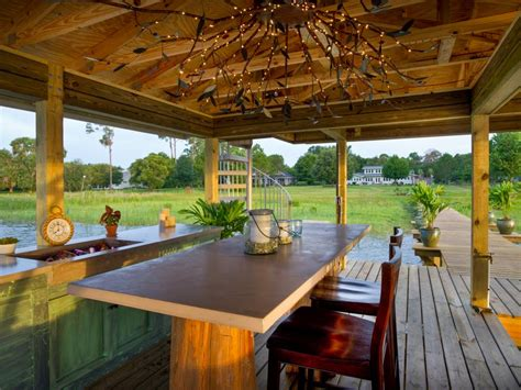 Boathouse Kitchen And Bar Menu by Dock Pictures From Cabin 2014 Diy Network