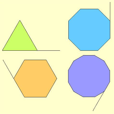 figuras geometricas y sus angulos figuras congruentes