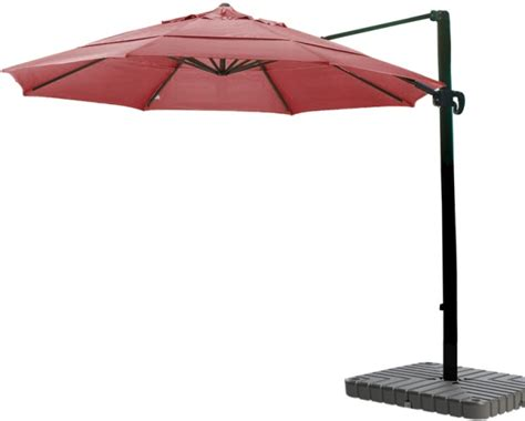 cantilever patio umbrella offset patio umbrella