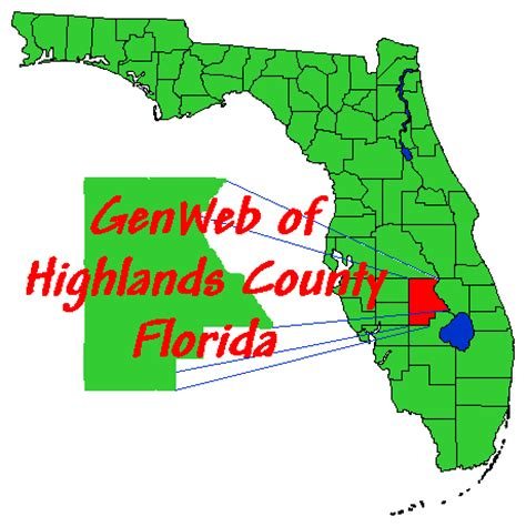 Highlands County Clerk Of Courts Records Highlands County Genweb Home Page