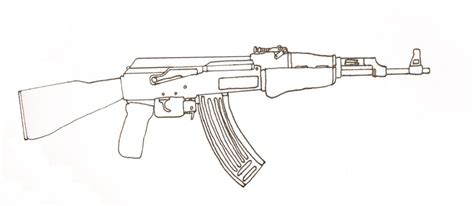 Anchorage Alaska Search Ak 47 Drawing Www Pixshark Images Galleries With A Bite