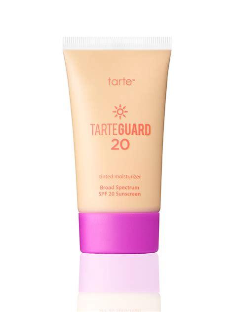 best sheer tinted moisturizer tarteguard 20 tinted moisturizer tarte cosmetics