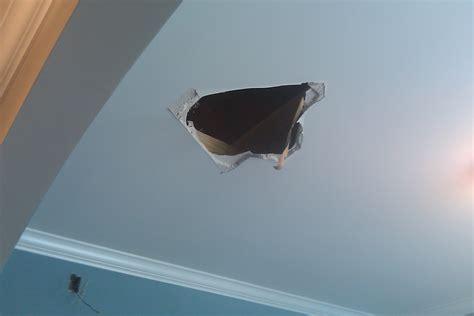 Repair In Drywall Ceiling by Drywall Repair Drywall Repair Ceiling