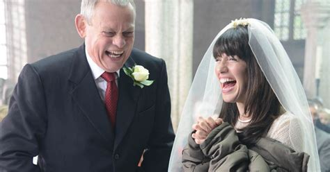 Doc Martin: The Sunday Mirror goes behind the scenes of