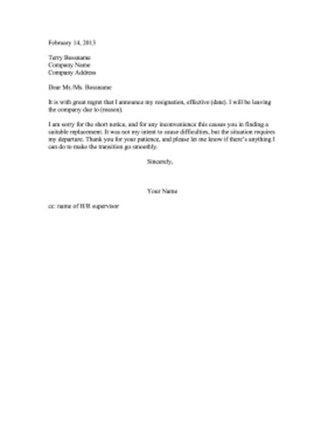 Apology Letter To For Resignation Resignation Letter With Apology