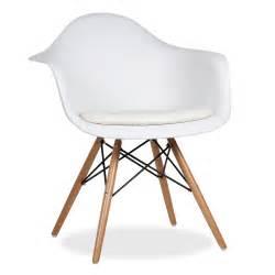 chaise dimero coussin pu chaises en plastique daw