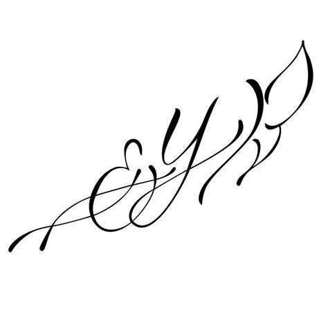 Modele Tatouage Lettre C