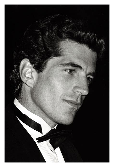 jfk jr young what a handsome man john grew up to be a tragic loss at