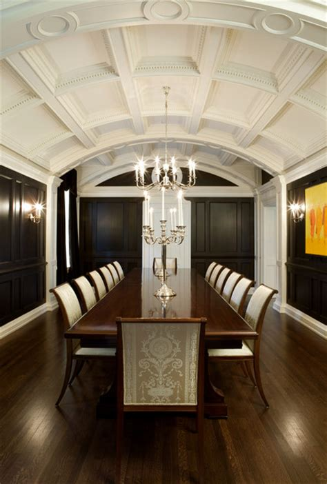 toronto restoration traditional dining room toronto