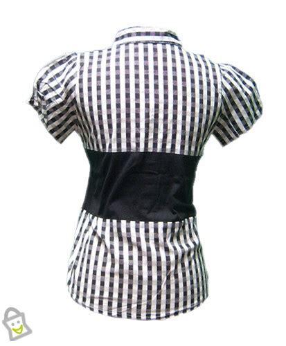 Blouse Cantik Dengan Rompi Sl19 store co id baju wanita ghea blouse black