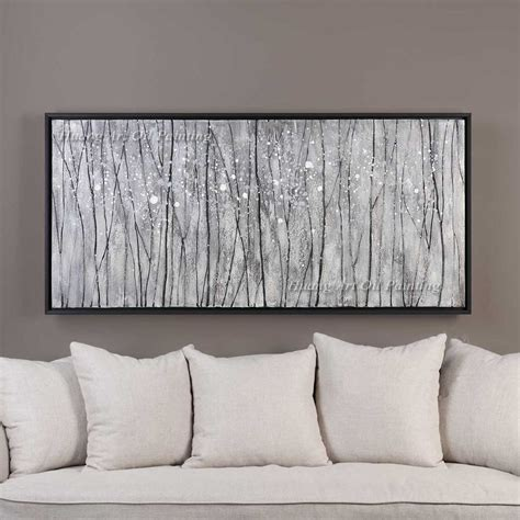 hand painted home decor hand painted modern landscape oil painting wall decor