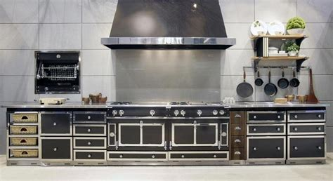 la cornue kitchen designs la cornue aga pinterest black stainless steel