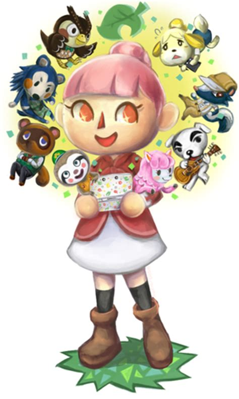 animal crossing cute hair cut step by step animal crossing images acnl fan art hd fond d 233 cran and
