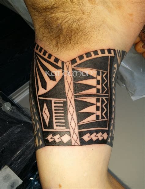 inner arm tribal tattoos katdemon ink and piercing studio cardiff tribal