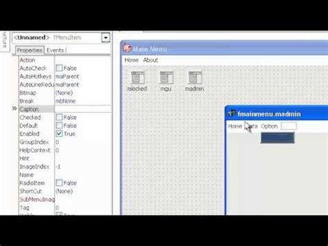 tutorial instal delphi 2010 delphi 2010 tutorial 2 part 2 adding component edit