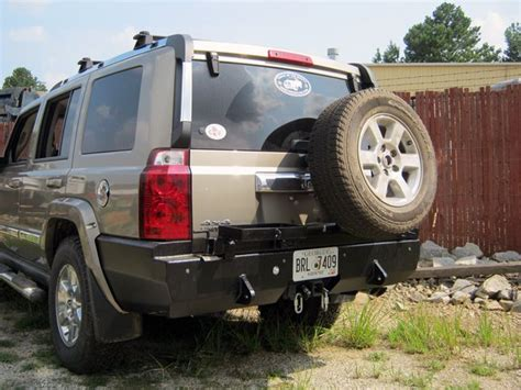 tactical jeep liberty tactical armor group multicarrier rear bumper jeep
