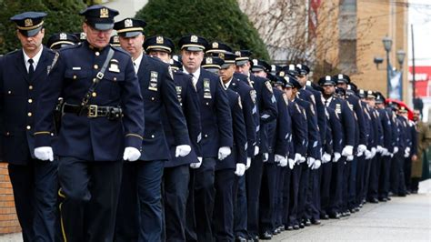 funeral held for second slain nypd officer abc news