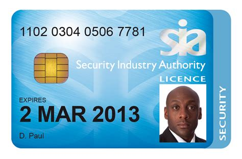 Renew Sia Door Supervisor Licence by Security Industry Authority To Cease Paper Based Licence