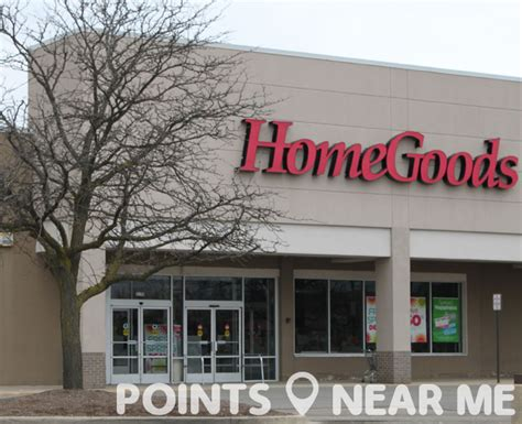 homegoods near me points near me