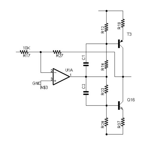 signal buffer lifier boosting signal generator or op outputs to gt 30 dbu page 7 pro audio design forum