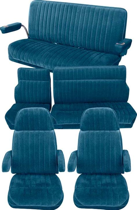 auto seat upholstery kits gm truck parts interior soft goods seat upholstery