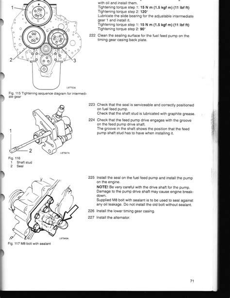 volvo d12a wiring diagram volvo relay diagram wiring