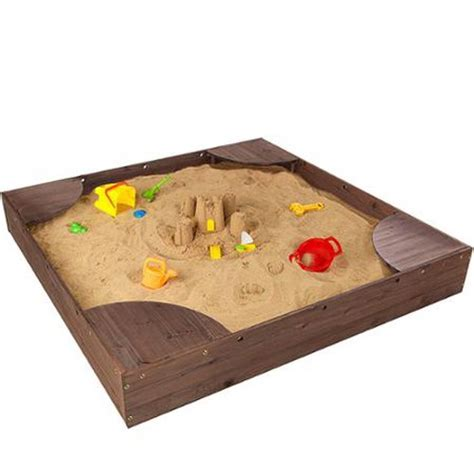 kidkraft backyard sandbox sandboxes and sand toys home garden