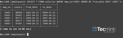date format mysql order by 学习如何使用mysql和mariadb的几个函数 第2部分