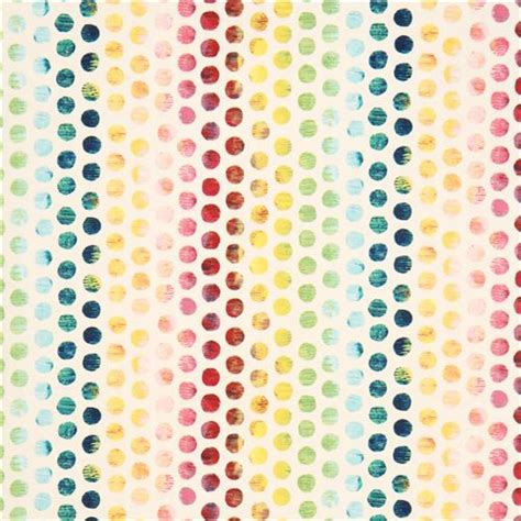 striped pears and polka dots the of being happy books white polka dot fabric color gradient by michael