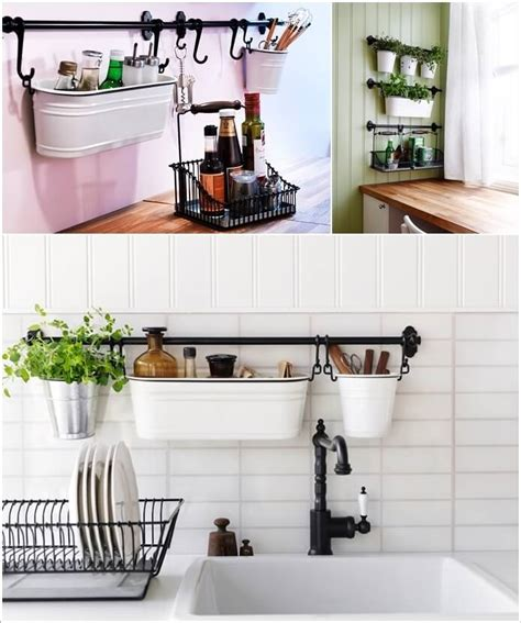 kitchen wall storage 15 amazing kitchen wall storage solutions