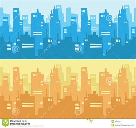 photo layout vector city skyscraper silhouette background royalty free stock