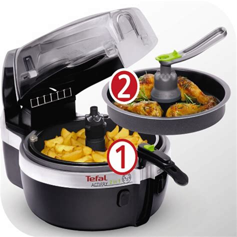 Tefal Its Time Stewpot Silver tefal yv960140 actifry 2 in 1 low healthy fryer 1 5