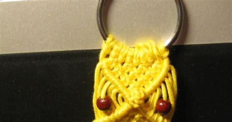 cara membuat gelang dari ikat pinggang keterilan tali temali seni tali temali makrame