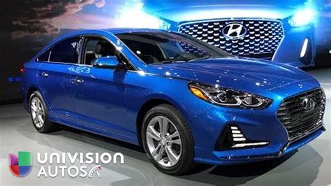 Schnellste Auto Der Welt 2015 Youtube by Video El Hyundai Sonata 2018 Aparece Mejorado En El Auto