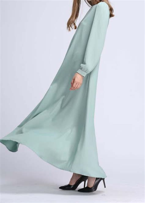 Baju Murah Mono Stripe Dress norzi beautilicious house nbh0500 itidal jubah maternity friendly