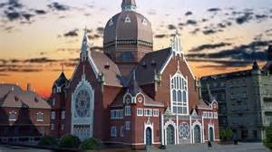 wielka synagoga w katowicach   youtube