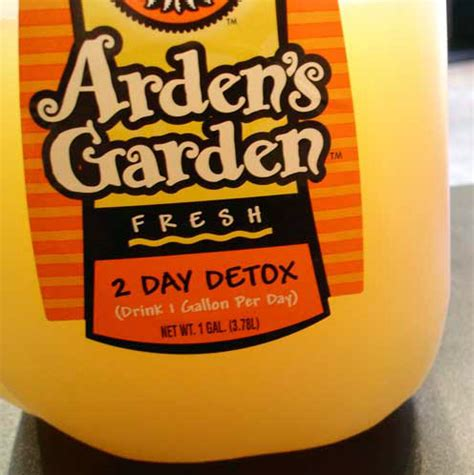 2 Day Detox by Arden S Garden 2 Day Detox Review It Sux To Be