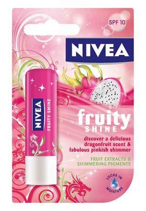 Lip Nivea Pitaya Cherry top 10 best nivea glosses in india lip balm