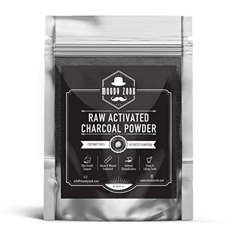 activated charcoal powder  moody zook organic charcoal