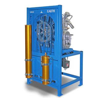 high pressure breathing air compressors mako