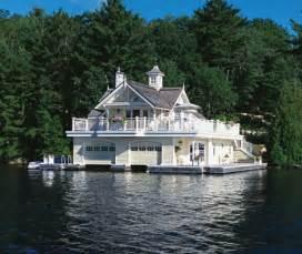 amazing boat house