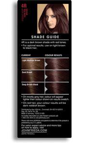 4r hair color brown hair color 4r frieda