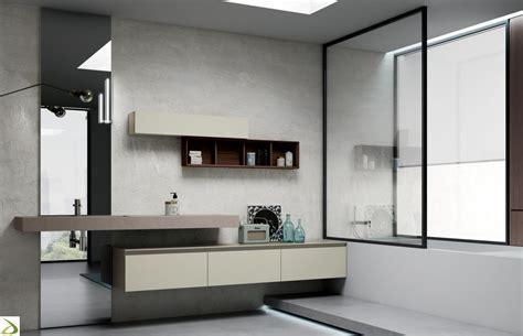 arredamenti per bagni moderni arredo bagno di design sospeso balboa arredo design