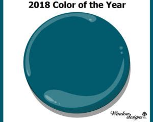 sherwin williams oceanside 2018 color of the year window designs etc by marie mouradian