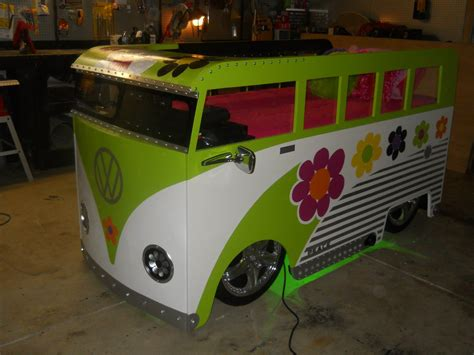 vw bus bed etsy your place to buy and sell all things handmade