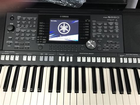 Keyboard Yamaha Psr S950 yamaha psr s950 arranger workstation keyboard 163 821 00