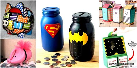 Preschool Kitchen Furniture 15 insanely creative piggy banks crafts for your kids to